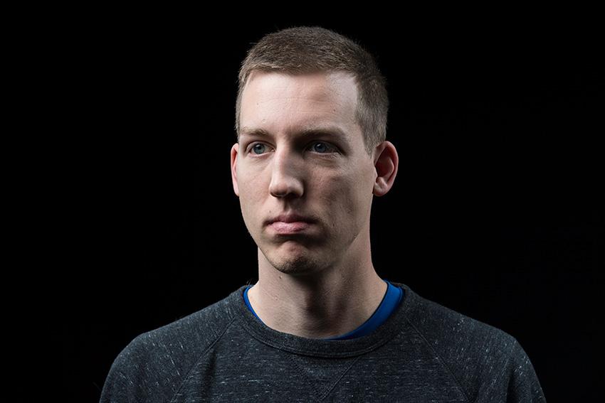 portrait of Adam Mitchell