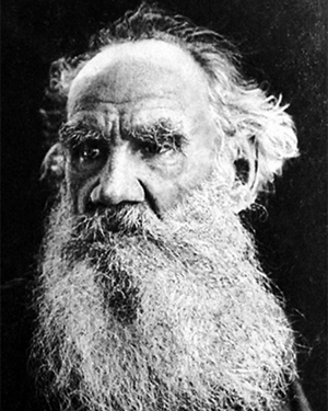 Tolstoy often explored the question, what is belief
