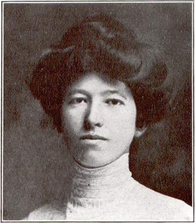 historical portrait of Margaret Neary Bakker