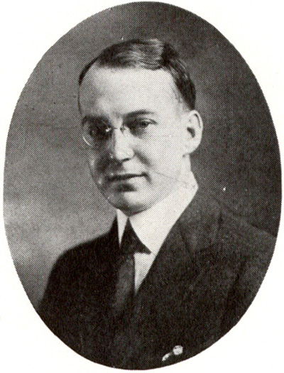 historical photo of Raymond Ball