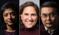 Hajim School faculty members honored by ACM, IEEE