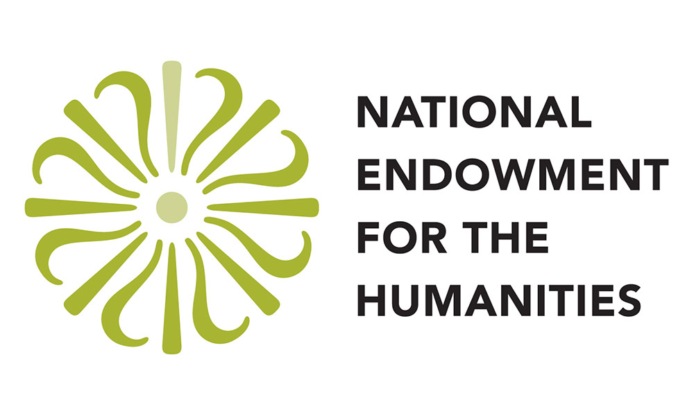 Logo for the National Endowment for the Humanities.