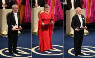 Rochester represents at Nobel Prize ceremony