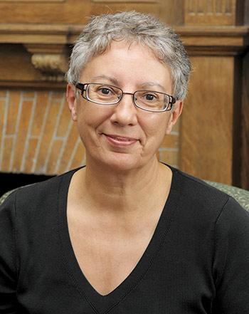 portrait of Hazel Carby
