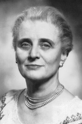 portrait of Mary Calderone