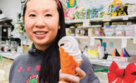 Ice cream and entrepreneurship in Manhattan's Chinatown