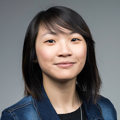 Fulbright grant recipient Rachel Yang