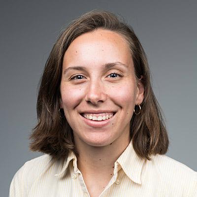 Fulbright grant recipient Siobhan Seigne.