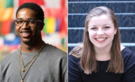Jamal Holtz '20, Gwen Paker '20E, selected SA presidents