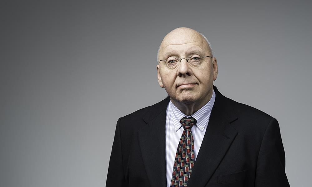 Portrait of Dennis Carr