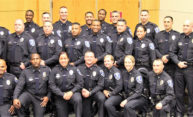 Department of Public Safety graduates new class of peace officers