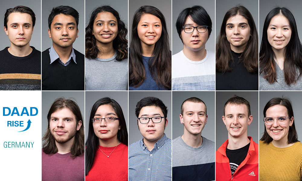 13 Rochester Students Earn Research Fellowships To Germany
