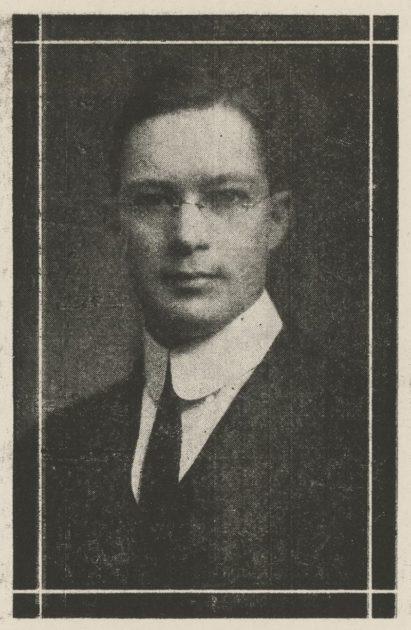 archival photo of Robert Dennison