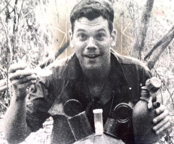 archival photo of Bud Wilcox