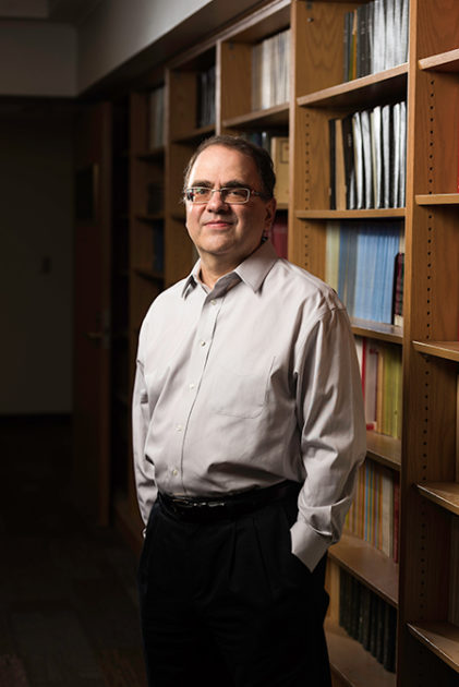 portrait of Narayana Kocherlakota.