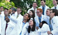 White Coat Ceremony honors new medical students