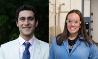 Two faculty recognized by DOE as exceptional researchers