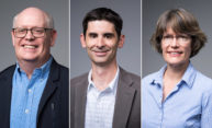 Three professors to receive Goergen Awards for teaching excellence