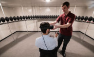 New training in AR/VR tech gives Rochester doctoral students an edge