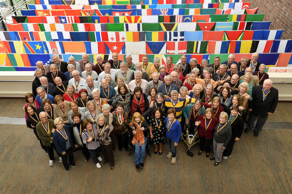 class of 1969 group photo