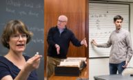 Meet the 2019 recipients of the Goergen Award for teaching excellence