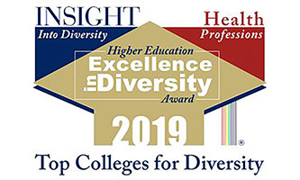 logo for the INSIGHT Higher Education Excellence in Diversity 2019 award