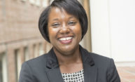 Adrienne Morgan named associate vice president in Office of Equity and Inclusion