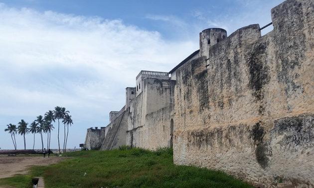 Elmina Castle.