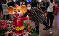 Millions migrate to mark the Year of the Rat