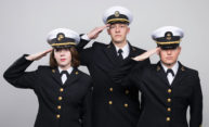 Salute to NROTC: Program celebrates 75 years of leadership
