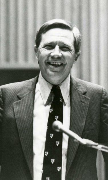 photo of alumnus DA Henderson