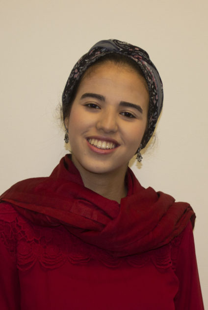 headshot of Fatima Zaidouni