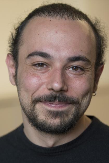 headshot of Petros Tzeferacos