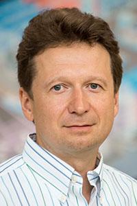 headshot of Valeri Goncharov