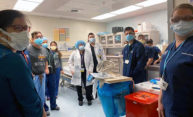​University of Rochester Emergency Medicine team returns from helping in NYC
