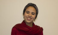 Fatima Zaidouni '20 awarded Gates Cambridge Scholarship