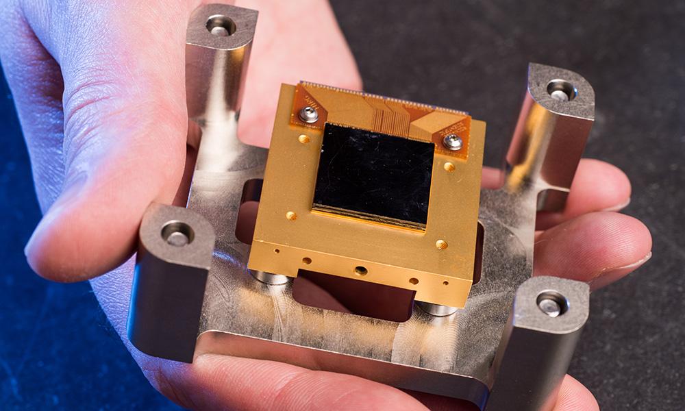image of telescope sensor