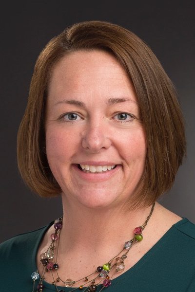 Tina Sturgis, University registrar