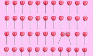 image of heart-shaped lollipops for sexy mindset story