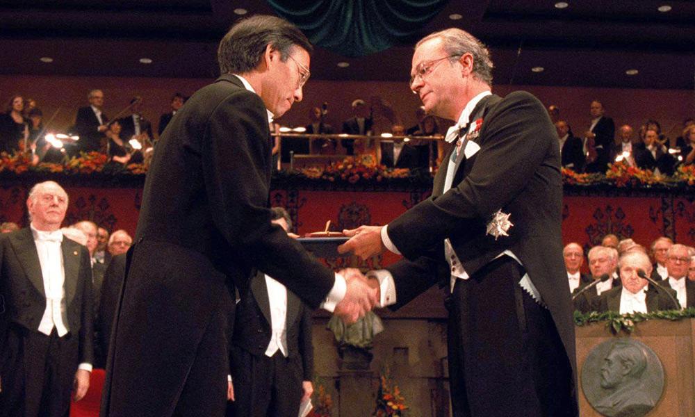 Nobel Prize Steven Chu '70 (1997)