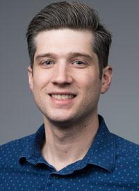 David Hunt : Director of Web Development