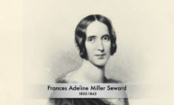 Face of Frances Seward.