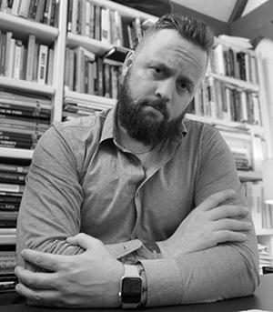 Headshot of Peter Christensen
