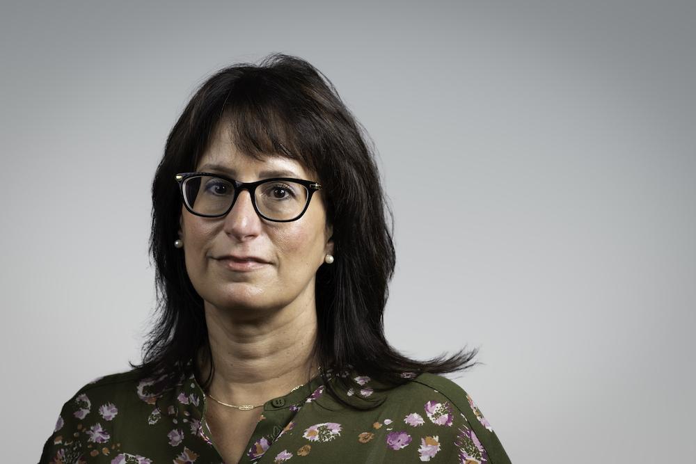 portrait of Maria Romano