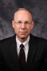 portrait of Public Safety Chief Mark Fischer