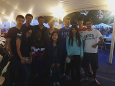 Greek Festival with friends