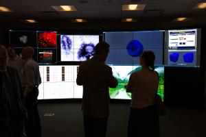 data screens