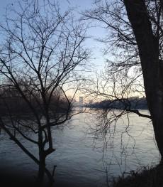 Genesee River 041114